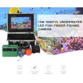 Рыбоискатель MOUNTAINONE Видеокамера  с ИК, LED