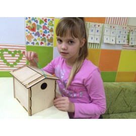Экологические гнездовые домики