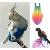 Памперс для попугаев 2XL, прогулочный костюм памперс для больших попугаев