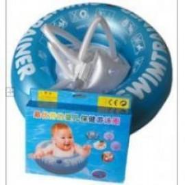 Самый безопасный детский надувной круг для плаванья