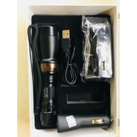 Тактический фонарик BAILONG BL-1831-T6 99000W