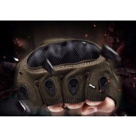 Мужские защитные полуперчатки для занятий спортом