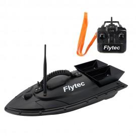 прикормочный катер, радиоуправляемая модель, катер для прикормки, Flytec, катер, лодка