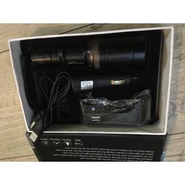 Тактический фонарик Bailong BL-Q8455 Police Q5