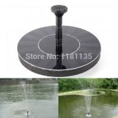 Портативный фонтан на солнечной батарее, фонтан на солнечной энергии для сада , дома, озера