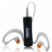 Водонепроницаемый MP3-плеер Leviathan IPX8, FM, 8 Гб памяти для бассейнов, аквапарка, душа и тд.
