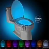 Ночник для туалетной комнаты