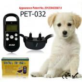 Влагостойкий электроошейник для тренировки и коррекции поведения у  мелких и средних собак РЕТ-032.