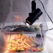 Светильник на клипсе для У/Ф лампы с керамическим патроном