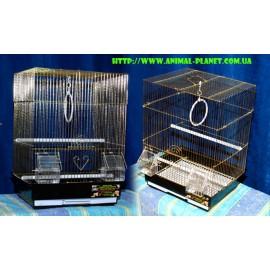 Клетка для мелких попугаев и канареек №3