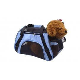 Транспортировочная сумка с окошком для прогулок и путешествий с кошкой или собакой, весом до 15 кг