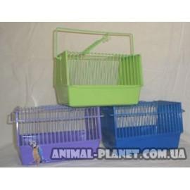 Клетки -переноски для мелких попугаев и грызунов