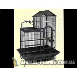 Вольер + игровой стенд для больших попугаев, декоративных птиц и других животных №3